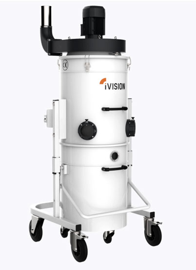 ivision extrusion industrial vacuums